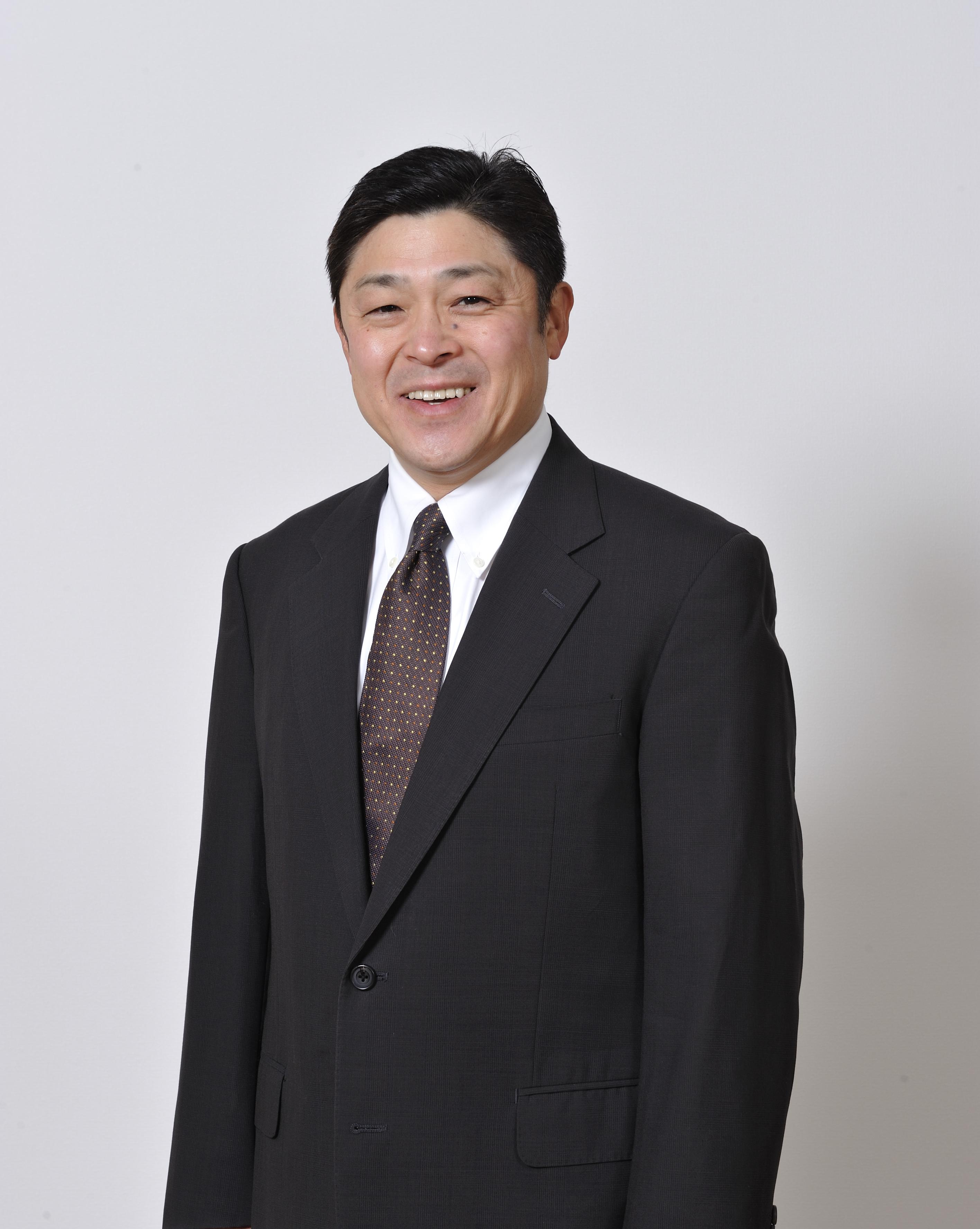 代表取締役社長の画像